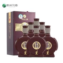 53°茅台集团 习酒 窖藏1998 酱香型白酒 500ml*6瓶 整箱装