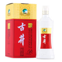 50°古井贡酒 古井醇香 500ml*1 单瓶装 安徽国产白酒 浓香型