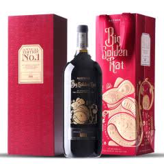 澳大利亚天鹅庄大金鼠美乐干红葡萄酒1500ml