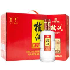 42°枝江红坊经典500ml(4瓶整箱装)
