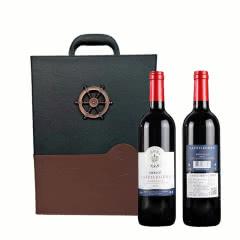法国 拉菲传奇维斯干红葡萄酒750ml*2瓶