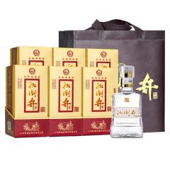 【酒仙甄选】38°扳倒井 绵柔 500ml*6瓶整箱装白酒