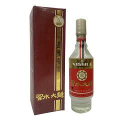 融汇老酒 55º习水大曲酒 浓香型 500mlx1瓶(1992年)