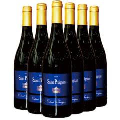 法国原瓶进口 骑士庄园赤霞珠干红葡萄酒红酒整箱750ml*6