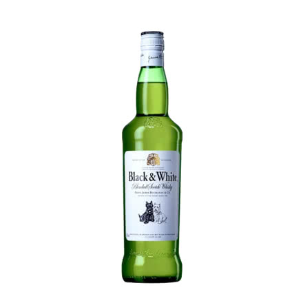 40°黑白狗调配苏格兰威士忌700ml