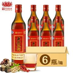 【免疫调节】38度致中和五加皮酒联华定制版 500ml*6瓶整箱装