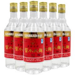 【老酒】52°贵州茅台酒厂(集团)习酒习水大曲浓香型白酒500ml*6瓶(2012年)
