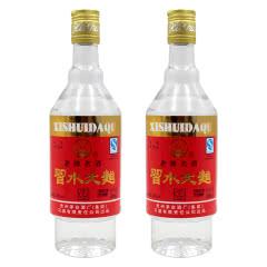 【老酒】52°贵州茅台酒厂(集团)习酒习水大曲浓香型白酒500ml*2瓶(2012年)