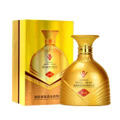 52°湘泉酒业湘格酒(V9)礼盒装 浓酱兼香型白酒 500ml单瓶装送礼酒水