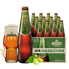 青岛啤酒14度330*12精酿IPA箱啤