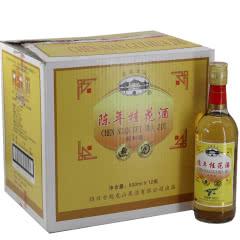 古越龙山10°果酒低度配制酒桂花酒500ml*12瓶