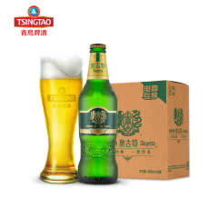 青岛啤酒奥古特12度480*6箱啤(电商专享)
