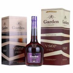 40° 法国原瓶进口洋酒 花园谷拿破仑V.S.O.P白兰地洋酒礼盒装700ml