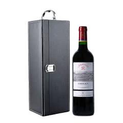 法国传奇源自拉菲罗斯柴尔德波尔多红葡萄酒750ml(DBR行货)(单只礼盒套装)