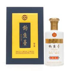 53°钓鱼台御苑酒 酱香型白酒 500ml*1礼盒装
