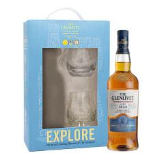 40°英国格兰威特单一麦芽苏格兰威士忌创始人甄选系列700ml礼盒