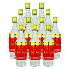 融汇老酒 习酒公司52°习水大曲 浓香型500mlx12瓶(2018年)