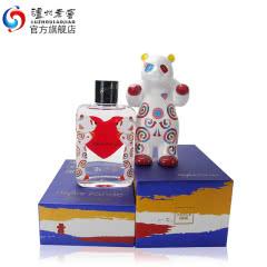 【酒厂直营】52度百调·HeartPanda熊猫(羌儿)125ml+熊猫摆件组合 泸州老窖