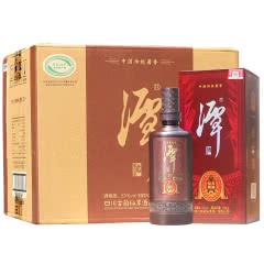 53°潭酒国宾精酿纯粮酱香型白酒500ml*6