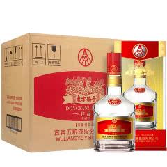 52°五粮液股份公司 东方娇子佳品500ml 浓香型高度白酒(6瓶装)