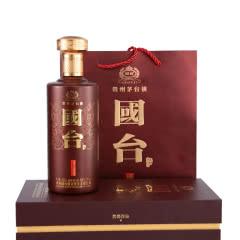 53°国台酒盛世国藏酱香型白酒500ml
