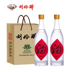 60° 刘伶醉 酒 500ml*2