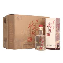 38°水井坊臻酿八号500ml(6瓶装)新老包装随机发货