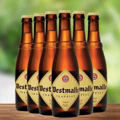 比利时进口啤酒 西麦尔修道院三料精酿啤酒330ML*6瓶