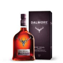 进口洋酒 达尔摩/大摩/帝摩 波特桶珍藏单一麦芽威士忌700ml 46.5