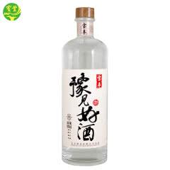 宝丰酒 豫见好酒 清香型优级纯粮酒 46度680ml 1瓶