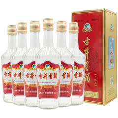 【老酒】50度古井贡酒(升级版)浓香型白酒 500ml*6瓶整箱装(2017年)