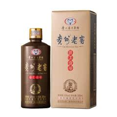 53°贵州茅台集团 贵州老窖匠工壹号 柔和酱香型白酒礼盒单瓶装500ml