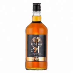 37°日本威士忌甲州菲崎(WHISKY)甲州牌韭崎威士忌/蒸馏酒700ML