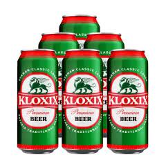 科罗斯德式经典拉格啤酒500ml*6