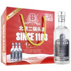 42°永丰牌北京二锅头享酌品鉴清香型白酒享酌灰标500ml(6瓶装)