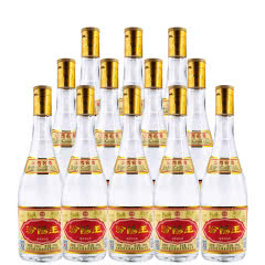 山西汾阳王 黄盖 53度 清香型白酒 475ml12瓶整箱