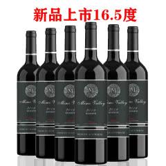 澳大利亚 米魔谷.甄酿西拉干红葡萄酒750ml*6瓶