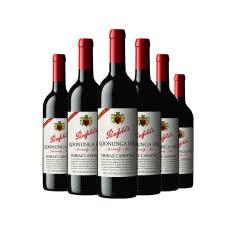 Penfolds 奔富 蔻兰山76 红葡萄酒750ml*6瓶整箱装 澳洲原瓶进口红酒