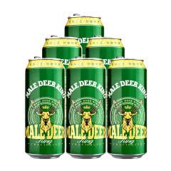 公鹿王德式小麦精酿啤酒500ml*6