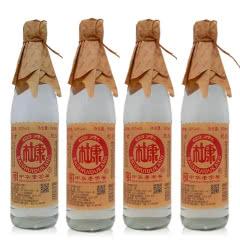 42°白水杜康复古纪念酒白酒500ml*4