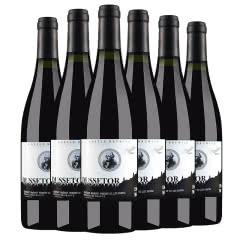 法国进口红酒珍酿干红葡萄酒750ml*6瓶整箱