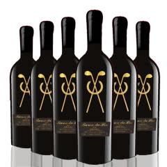 法国 松树男爵干红葡萄酒750ml*6 瓶 重瓶14.5度