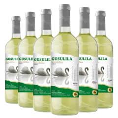 法国 古苏里拉·维斯塔干白葡萄酒750ml*6瓶