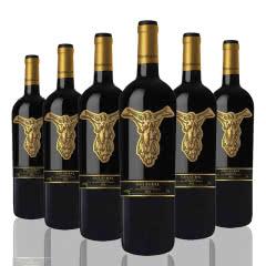 法国原瓶进口哥伦堡.爱神干红葡萄酒750ml*6瓶