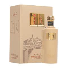 53°钓鱼台 新华1937 酱香型白酒500ml*1