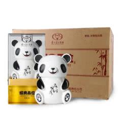 茅台集团经典熊猫造型茜茜 52度500ml 浓香型 6瓶整箱