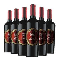 法国原瓶进口 拉罗兰干红葡萄酒750ml*6重型瓶