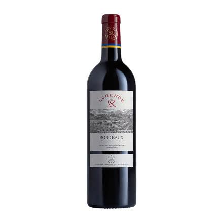 法国2017传奇源自拉菲罗斯柴尔德波尔多红葡萄酒750ml(拉菲传奇DBR行货)
