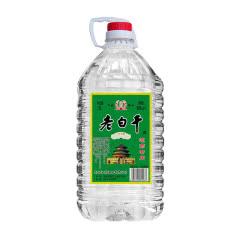 60°衡水衡记老白干桶装泡药专用酒5L装约10斤