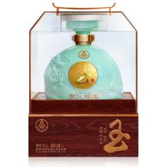 52°五粮液股份公司 玉酒 浓香型白酒礼盒装1000ml